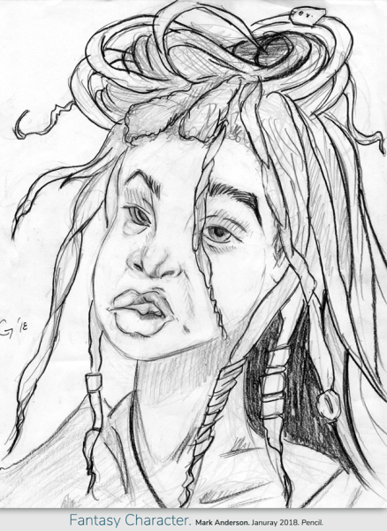 Women with Dreads